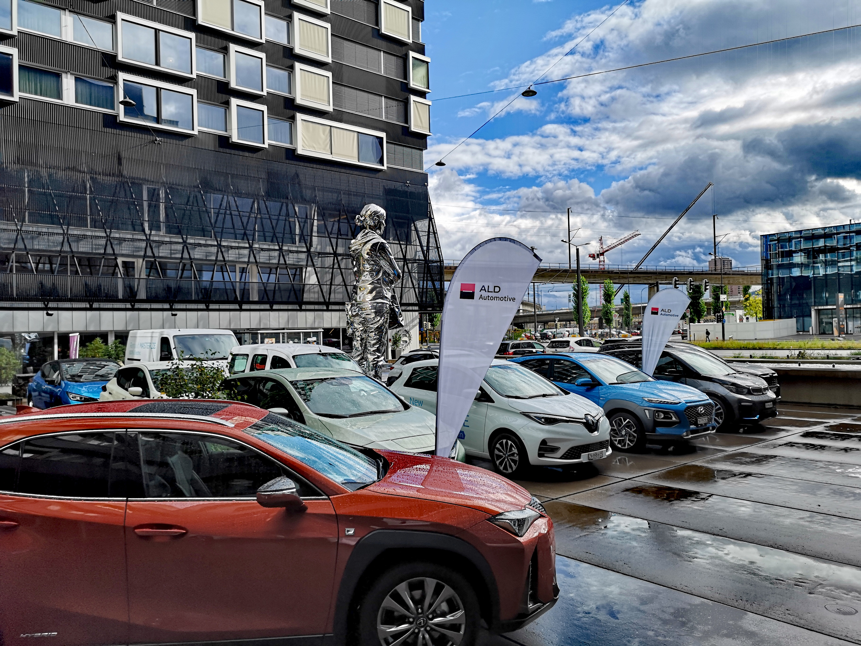 ALD Automotive E-Mobility Day