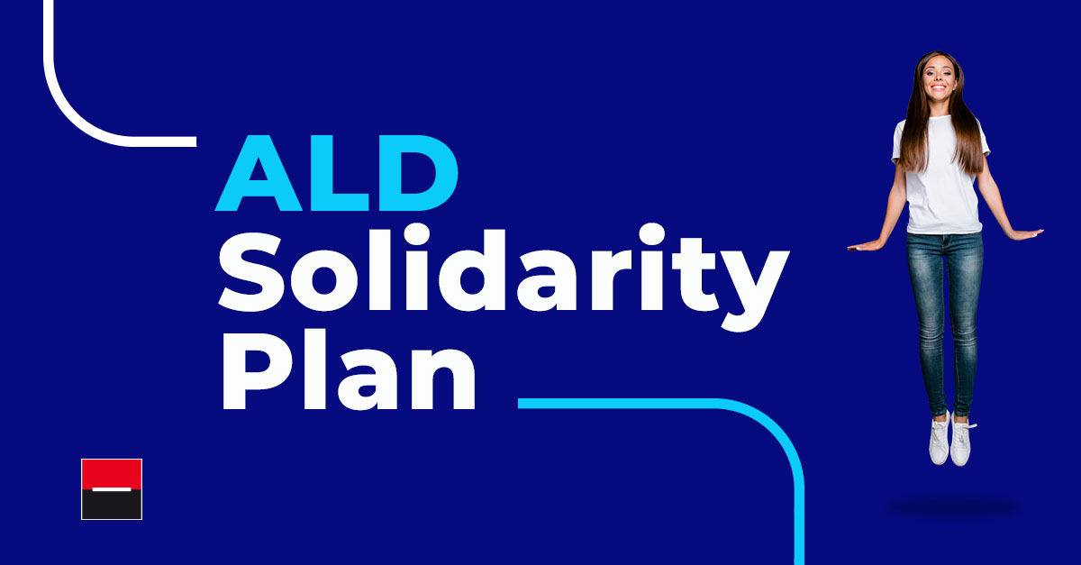 ALD Solidarity Plan: collective effort to globally fight COVID-19